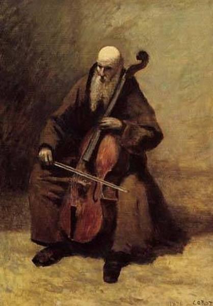 Monk with a Cello 1874
